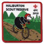 Haliburton Scout Reserve 2010 Crest