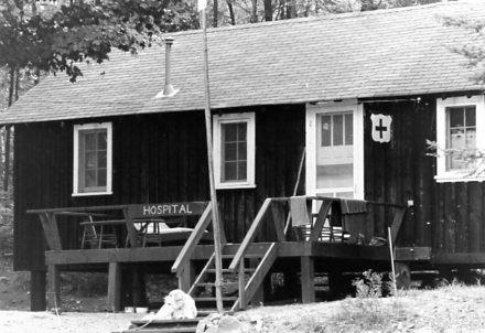 Camp Hospital in 1964