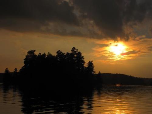 Sunset at HSR Summer 2011