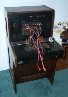 Switchboard Type 551