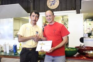 Winner of the 2013 HSRSAA Bursary Award